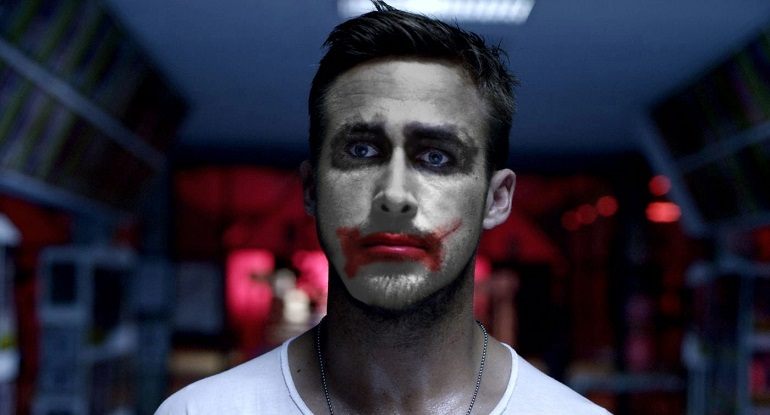 Ryan is the joker