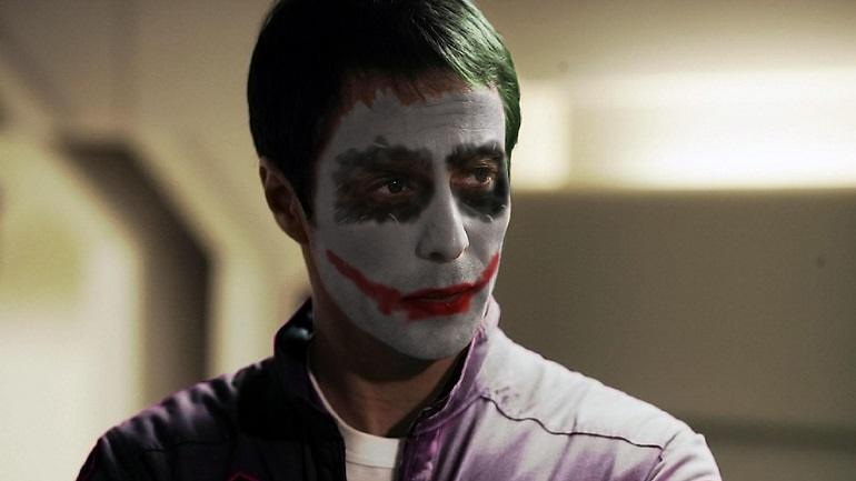 Sam is the joker