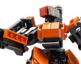 Bastion, le premier set Overwatch de LEGO