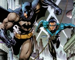 Batman bat de l'aile, Nightwing s'envole
