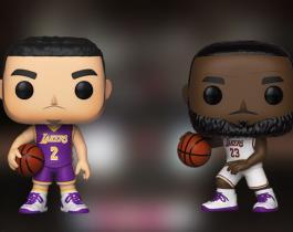 Avalanche de Funko POP NBA avec Michael Jordan