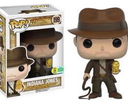 Des Funko POP Indiana Jones ?
