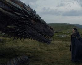 Game of Thrones : Jon Snow chevauchera-t-il un dragon ?