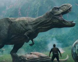 Jurassic World - Fallen Kingdom : premier trailer