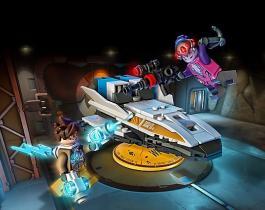Les sets Overwatch de LEGO