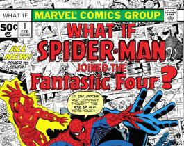 """Une série Marvel """"What if...?"""" sur Disney+"""