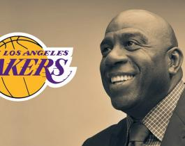 Magic Johnson de retour chez les Lakers