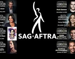 SAG Foundation: interviews avec les stars