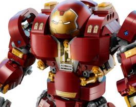 LEGO dévoile une super Hulkbuster