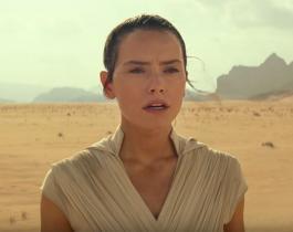 Star Wars - The Rise of Skywalker : la première bande-annonce