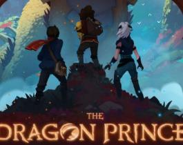The Dragon Prince, le nouvel anime de Netflix !