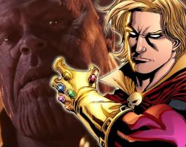 Avengers : Adam Warlock, la solution contre Thanos ?