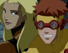 Young Justice : Outsiders, le trailer !