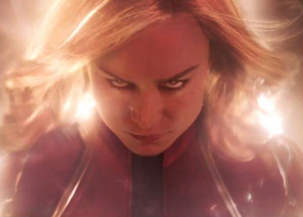 Captain Marvel : le premier trailer !