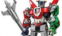 LEGO voit grand avec Voltron