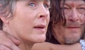 The Walking Dead S8, critique du trailer du Super Bowl & théories