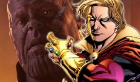 Avengers : Adam Warlock, la solution contre Thanos ?