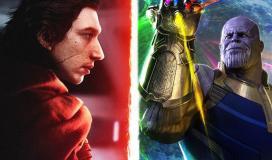 Box office : Avengers Infinity War plus fort que Star Wars ?